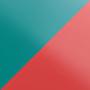 Витраж Лазурный / Красный