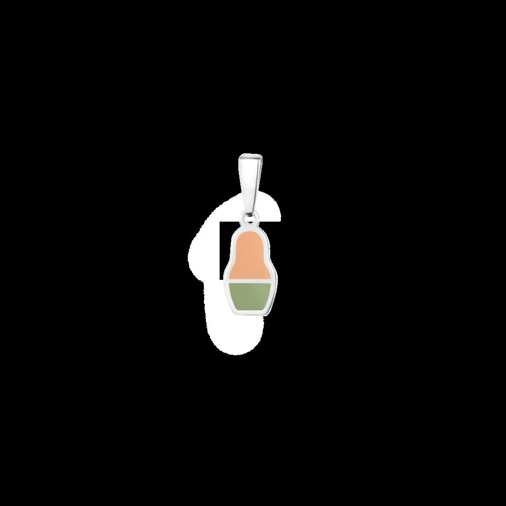 Кулон Matryoshka Small