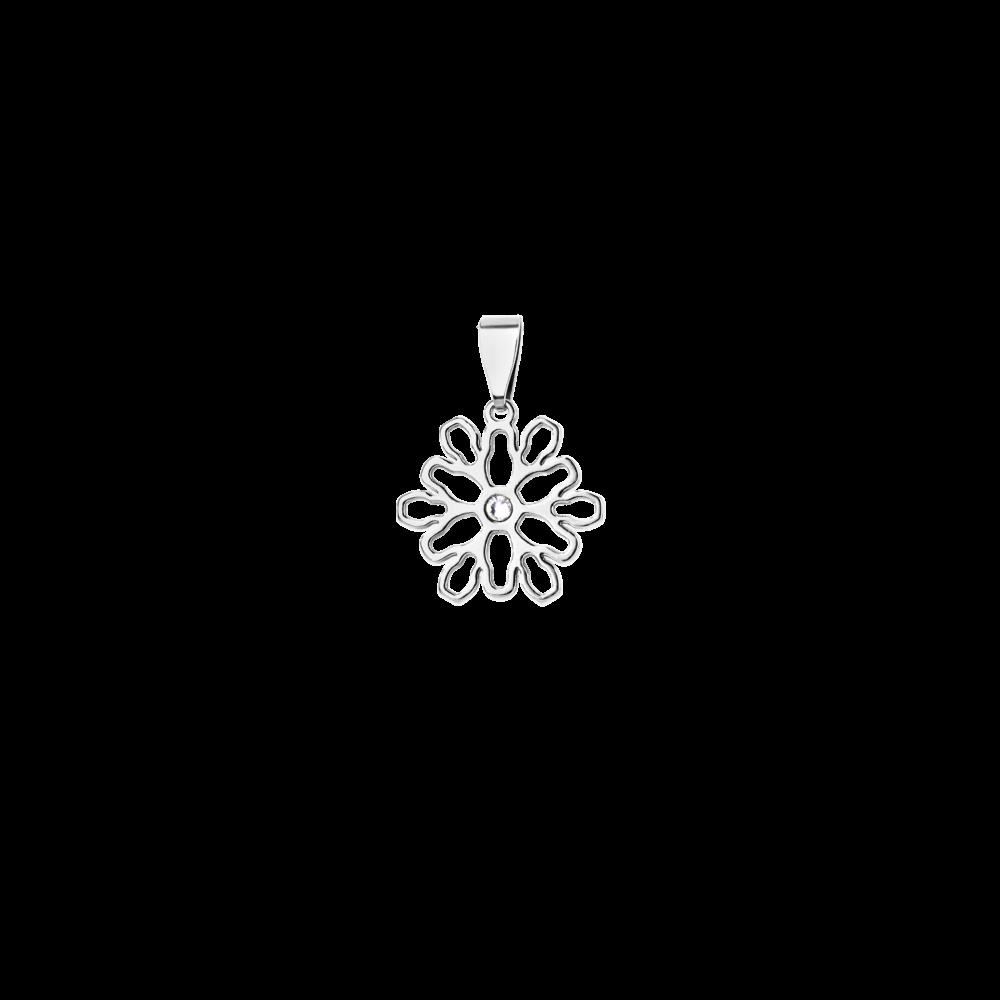 Кулон Matryoshka Snowflakes