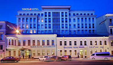 Matryoshka в Sokos Vasilievsky