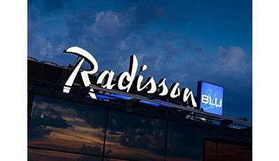 Matryoshka в Radisson Blu Шереметьево